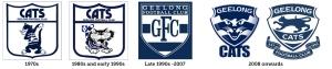 geelong-cats-football-club-logo-evolution